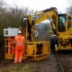 CPTs and seismic tests on Network Rail's High Marnham Test Track