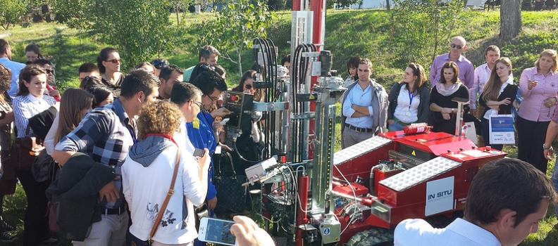 Symposium on Geotechnical In Situ Tests