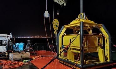 Marine CPT Testing